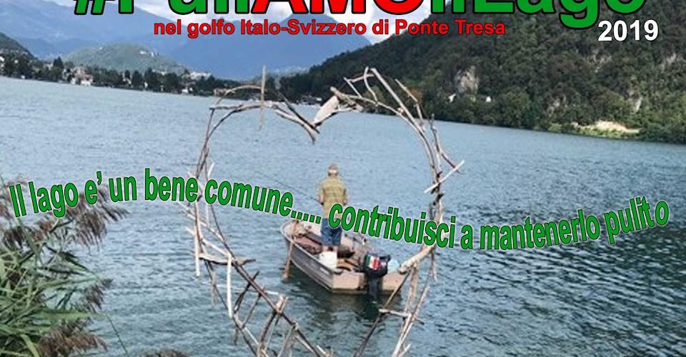 """<a href='dettagli.aspx?c=67&sc=32&id=575&tbl=news'><div class='slide_title'><h3>PULIAMO IL LAGO 2019</h3></div><div class='slide_text'><span>Domenica 20 ottobre 2019, a partire dalle ore 08.30, si svolgerà la manifestazione """"Puliamo il Lago 2019"""" dedicata alla pulizia del golfo Italo-Svizzero di Ponte Tresa. </span></div></a>"""